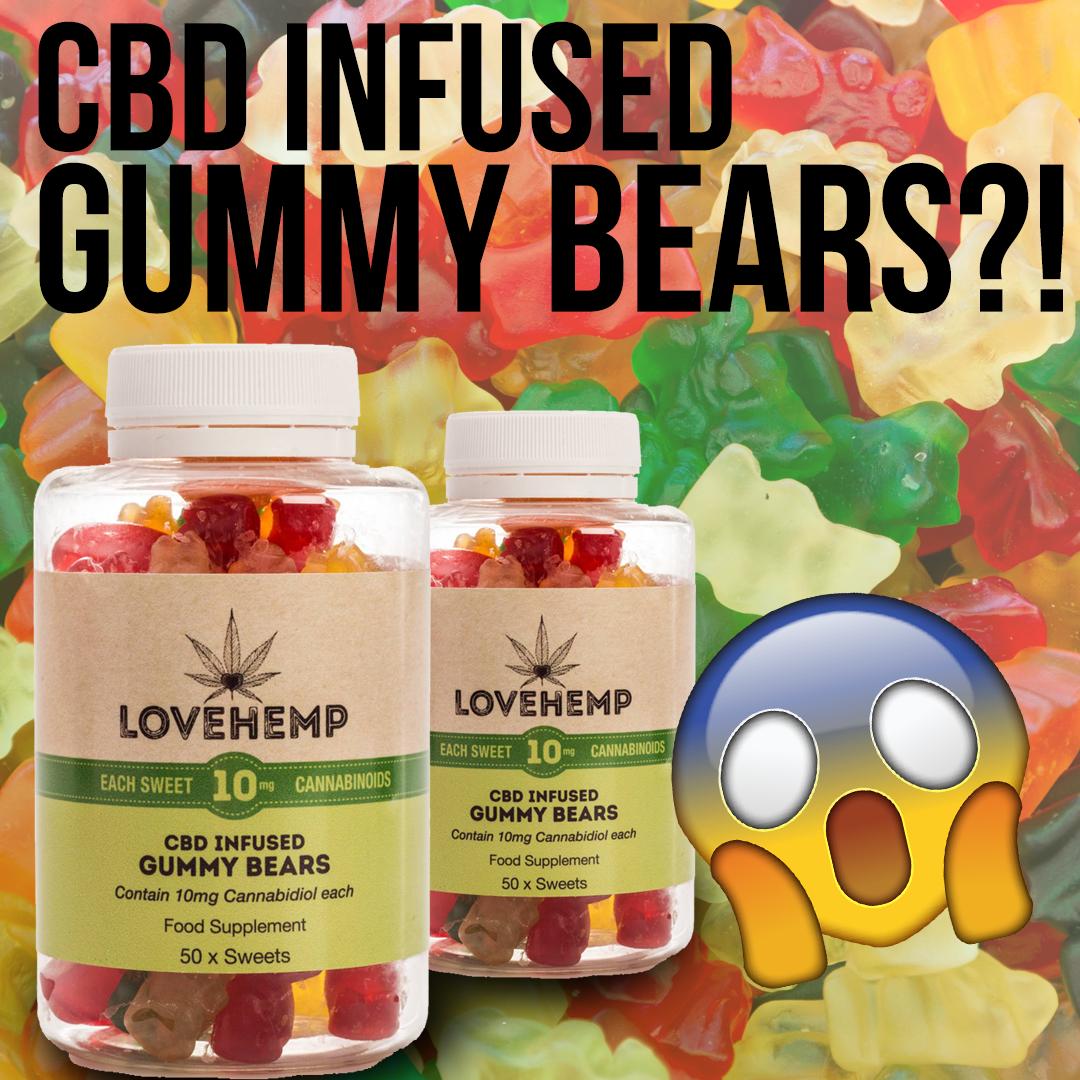 CBD Gummy Bears – Are CBD Edibles The Next Big Thing? | CBD