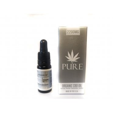 2200mg CBD Oil (10ml)