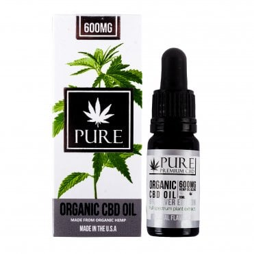 600mg CBD Oil (10ml)