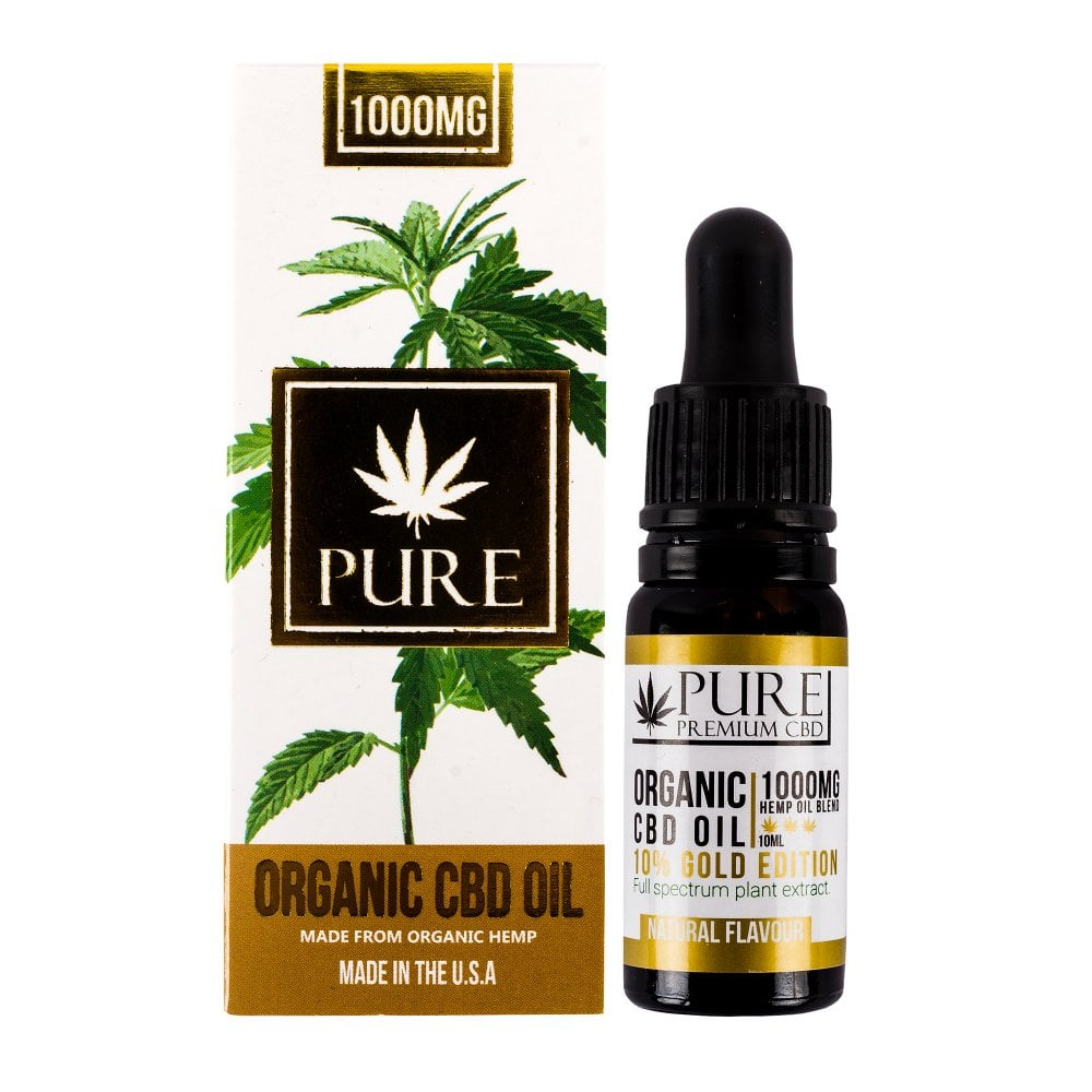1000mg CBD Oil (10ml)